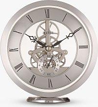 Acctim Milledon Skeleton Mantel Carriage Clock,