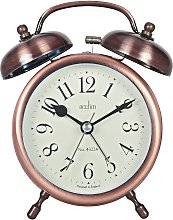 Acctim Pembridge Alarm Clock - Bronze