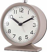 Acctim Penny 15886 Alarm Clock in Latte