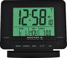 Acctim Radio Controlled Couples Digital Alarm
