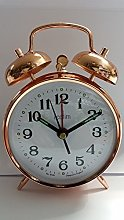 Acctim Selworth Keywound Wind Up Double Bell Alarm