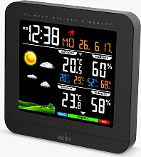Acctim Wyndham Weather Station Digital Alarm Clock