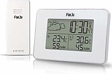 Accurate Weather Forecast Clock Station Digital