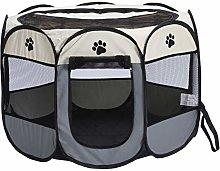 ACEHE Pet Cage Folding Trumpet,Portable Breathable