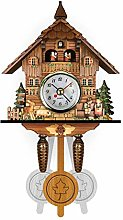 ACEHE Wall Clock,Retro Living Room Decoration