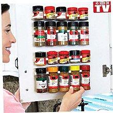 Acidea 4pcs/Set Kitchen Spice Organizer Rack Stick