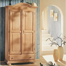 Ackerly 2 Door Wardrobe August Grove
