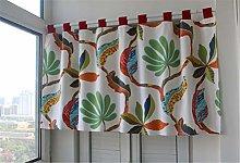 ACMHNC Short Curtain for Kids Room, Coloured