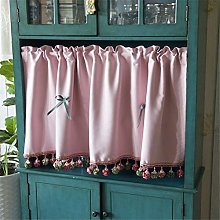 ACMHNC Short Curtains for Children, Country Style