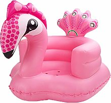 ACOC Inflatable Baby Sofa With Music, Baby Bath