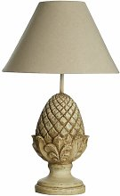 Acorn 50cm Table Lamp Symple Stuff