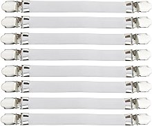 Acoser Bed Sheet Clip,Sheet Straps,Slipcover