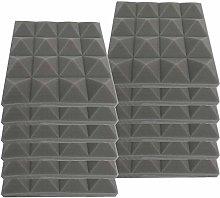 Acoustic Foam Stop Absorption Sponge Studio KTV