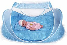 Acouto Baby Travel Bed Portable Pop Up, Mosquito