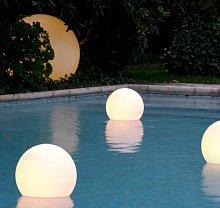 ACQUA GLOBO LED FLOATING LIGHT