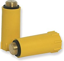 Acquastilla 115267 Super Cap Yellow Brass Thread