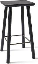 Acrocoro 66cm Bar Stool Atipico Colour: Black