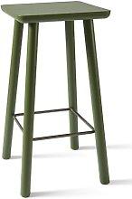 Acrocoro 66cm Bar Stool Atipico Colour: Green