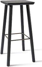 Acrocoro 76cm Bar Stool Atipico Colour: Black