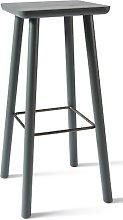 Acrocoro 76cm Bar Stool Atipico Colour: Grey