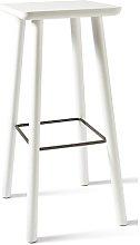 Acrocoro 76cm Bar Stool Atipico Colour: White