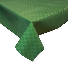 Acrylic Coated Tablecloth Damina Green 2 Metres