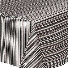Acrylic Coated Tablecloth Rodchenko Stripe 3