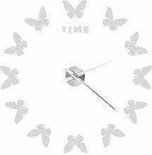 Acrylic Wall Clock, Large Wall Sticker Long Life