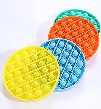 Action Figure Toy 4 Pack Cute Fidget Pop Its Toys