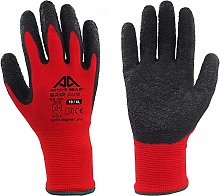 ACTIVE GEAR Safety Work Gloves, for Protection and