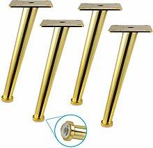 ACUIPP Metal Niture Legs,Replacement Tilt Sofa