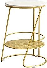 ACUIPP Modern Sofa Tables,Creative End Table with