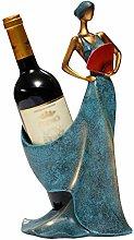 ACUIPP Wine Holder Goddess Figurine - Kitchen