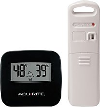 ACURITE Wireless Indoor/Outdoor Thermometer with