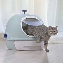 ACWZX Super Self-Cleaning Litter Box, Cat Toilet,