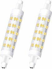 ACXLONG R7S LED 78mm Linear 6W Light Bulb, 2 Packs