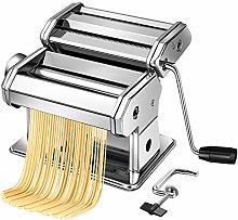 Acymztu Pasta Maker Machine Hand Crank - Roller
