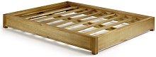 Ada Kingsize Bed Frame Gracie Oaks