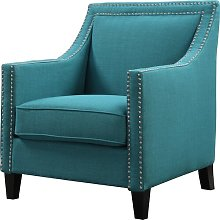 Adaline Armchair ClassicLiving Upholstery Colour: