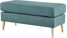 Adaline Upholstered Bench Mikado Living
