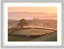 Adam Burton - 'Spring Countryside Devon'