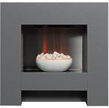 Adam Fires & Fireplaces Adam Cubist Electric