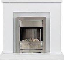 Adam Fires & Fireplaces Lomond Electric Fireplace