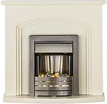 Adam Fires & Fireplaces Truro Electric Fireplace