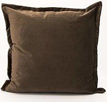 Adam Home Dutch Velvet Cushion Covers (2 Pack,