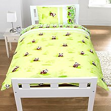 Adam Linens Cot bed Duvet cover with pillow case