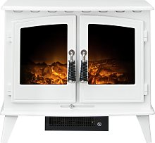 Adam Woodhouse 2kW Electric Freestanding Stove -