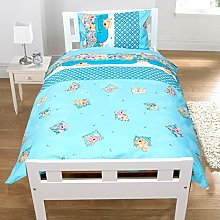 Adams Linens Cot bed Duvet cover with pillow case