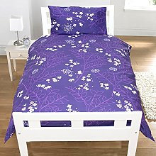 Adams Linens Cot bed Duvet cover with pillowcase