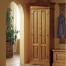 Adan 2 Door Wardrobe Union Rustic